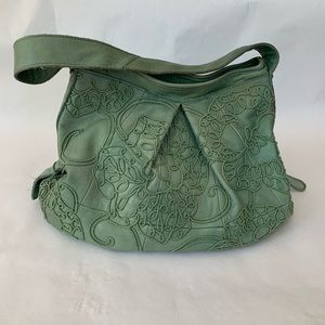 Anthropologie Lucky Penny hobo